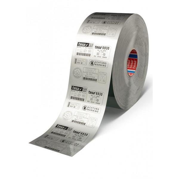 Tesa 6930 пленка для изготовления лазерной этикетки